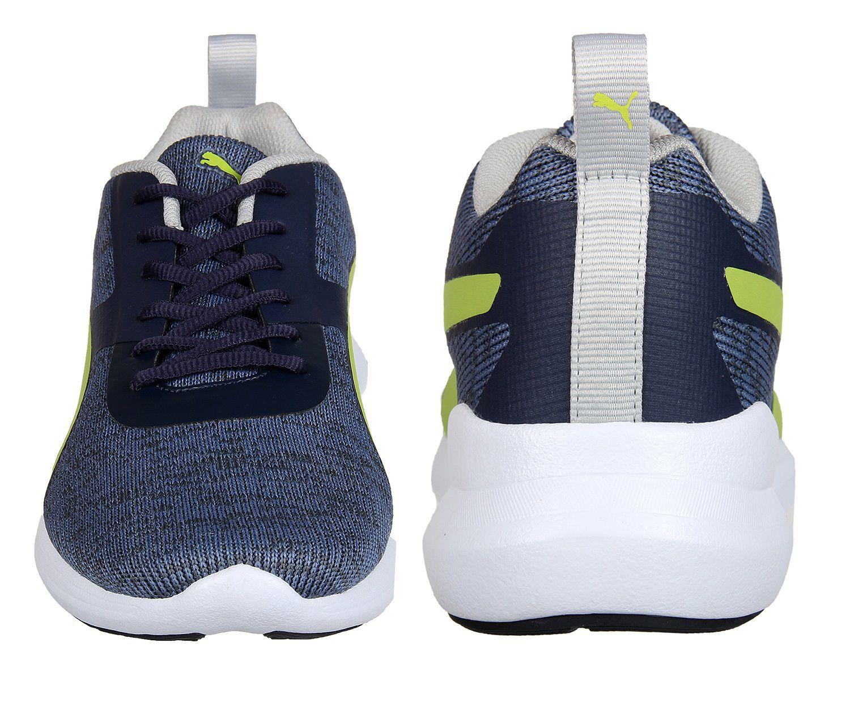 Puma Men Styx Evo IDP Blue Running Shoes