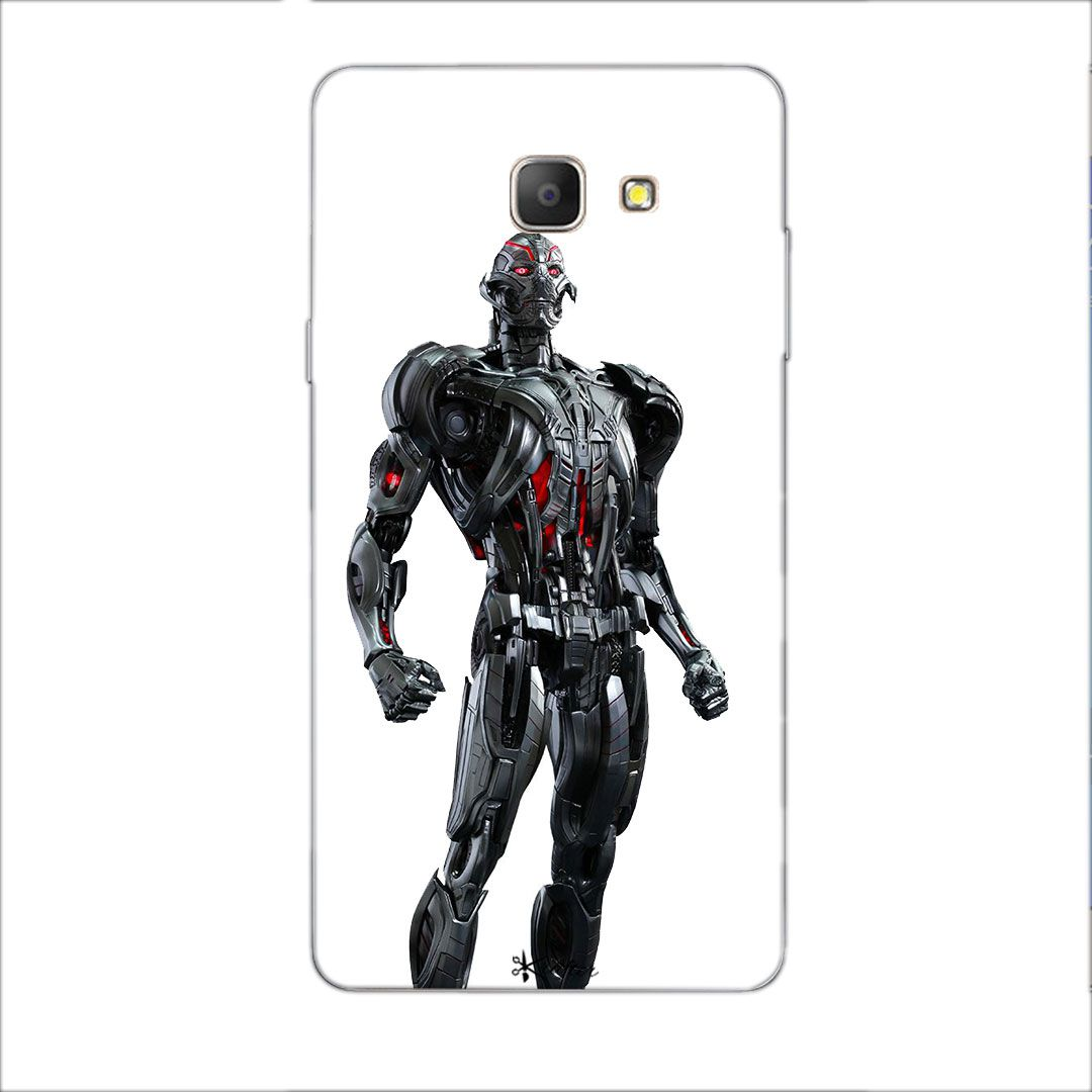 Samsung Galaxy J7 Prime Printed Cover By Krafter