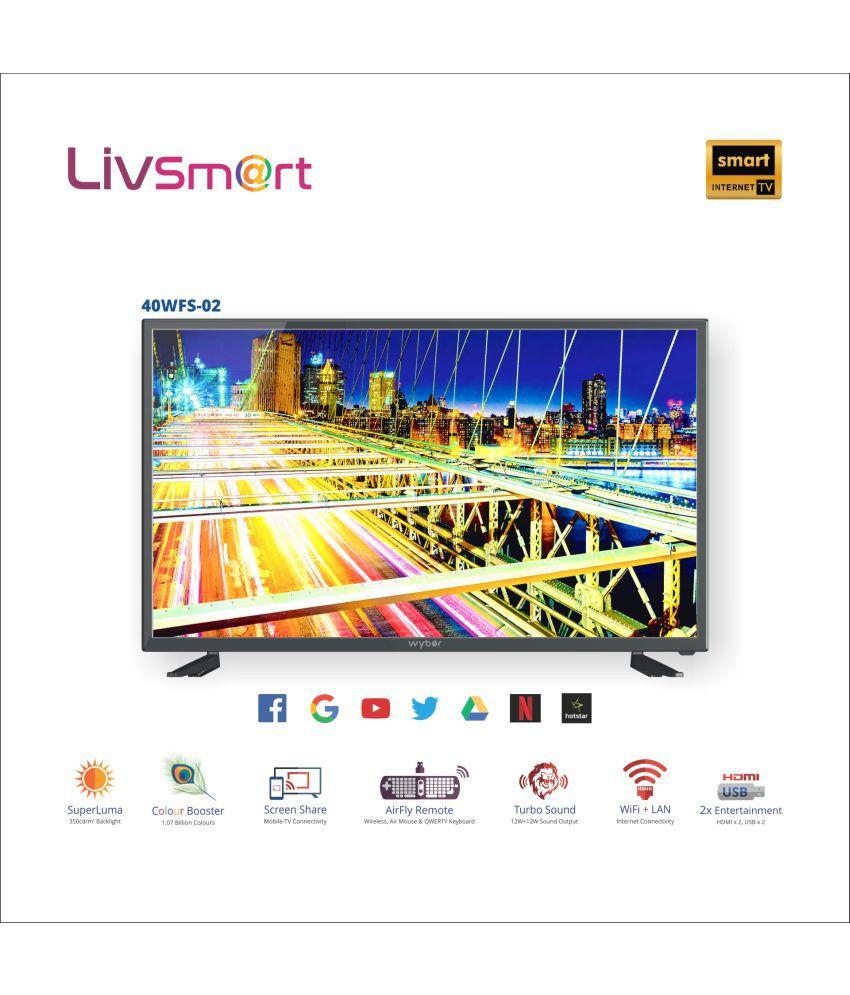Wybor 40MS16SM/15SM/ 40WFS-02 102 cm ( 40 ) Smart Full HD (FHD) LED Television