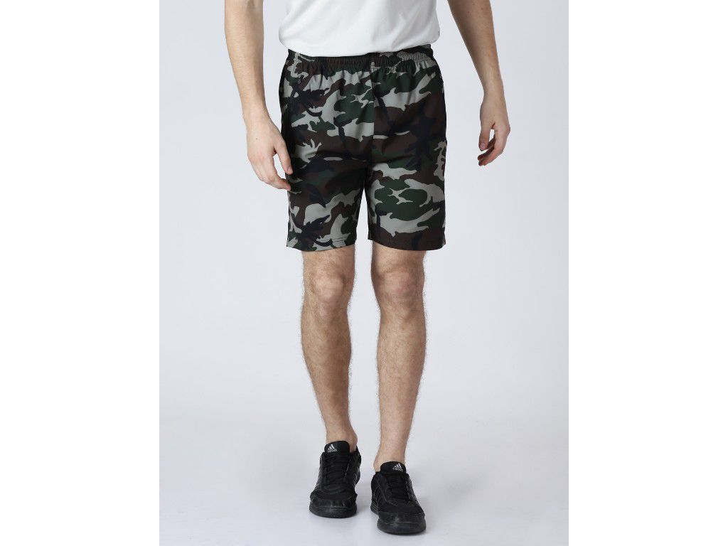 Alcis Mens Camouflage Shorts