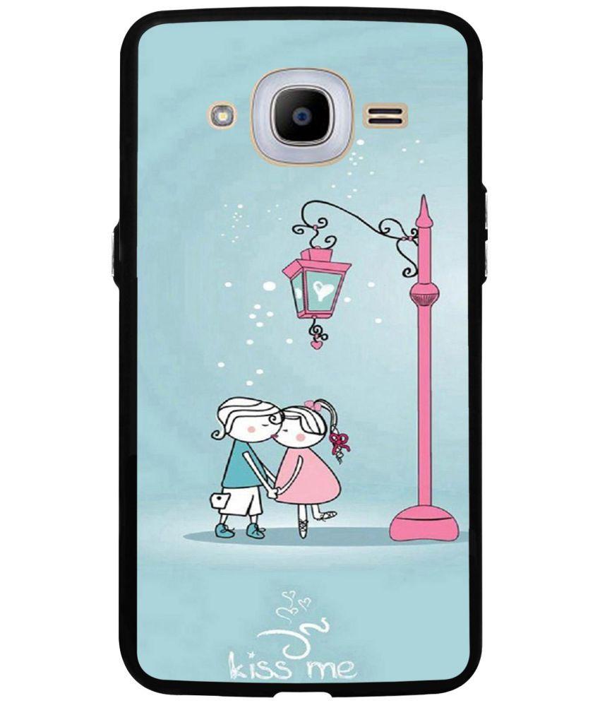 Samsung Galaxy J2 (2016) Printed Cover By Casotec