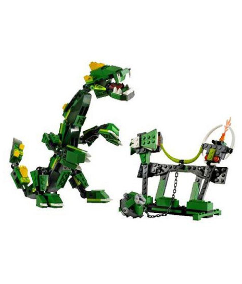 Lego (LEGO) Creator · Green Dragon 4894 - Buy Lego (LEGO) Creator