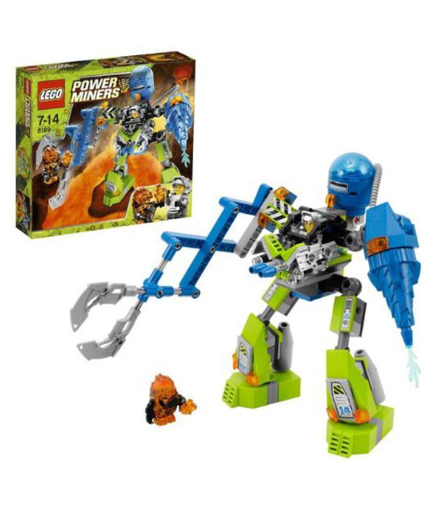 lego lego power miners magma mec 8189 buy lego lego power rh snapdeal com
