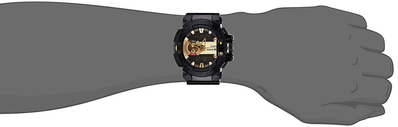 05bd8492b65e Casio G-shock Bluetooth Analog-digital Black Dial Men s Watch -  Gba-400-1a9dr (g557) - Buy Casio G-shock Bluetooth Analog-digital Black  Dial Men s Watch ...