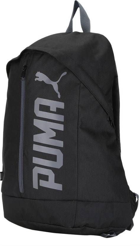 b6b582b1e0 ... Puma Bag Puma Backpack College Bag College Backpack - Black Pioneer II  25 Ltrs ...