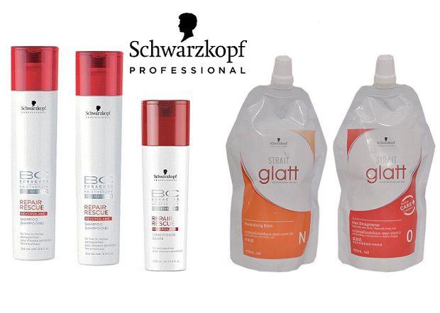 fa7e4a508b Schwarzkopf Bonacure Repair Rescue Shampoo +Conditioner & Glatte Set Hair  Mask 1500 ml: Buy Schwarzkopf Bonacure Repair Rescue Shampoo +Conditioner &  Glatte ...