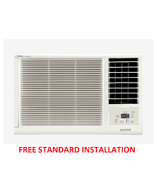Voltas 1 Ton 2 Star 122 LZF Window Air Conditioner(2018 Model) Free Standard Installation