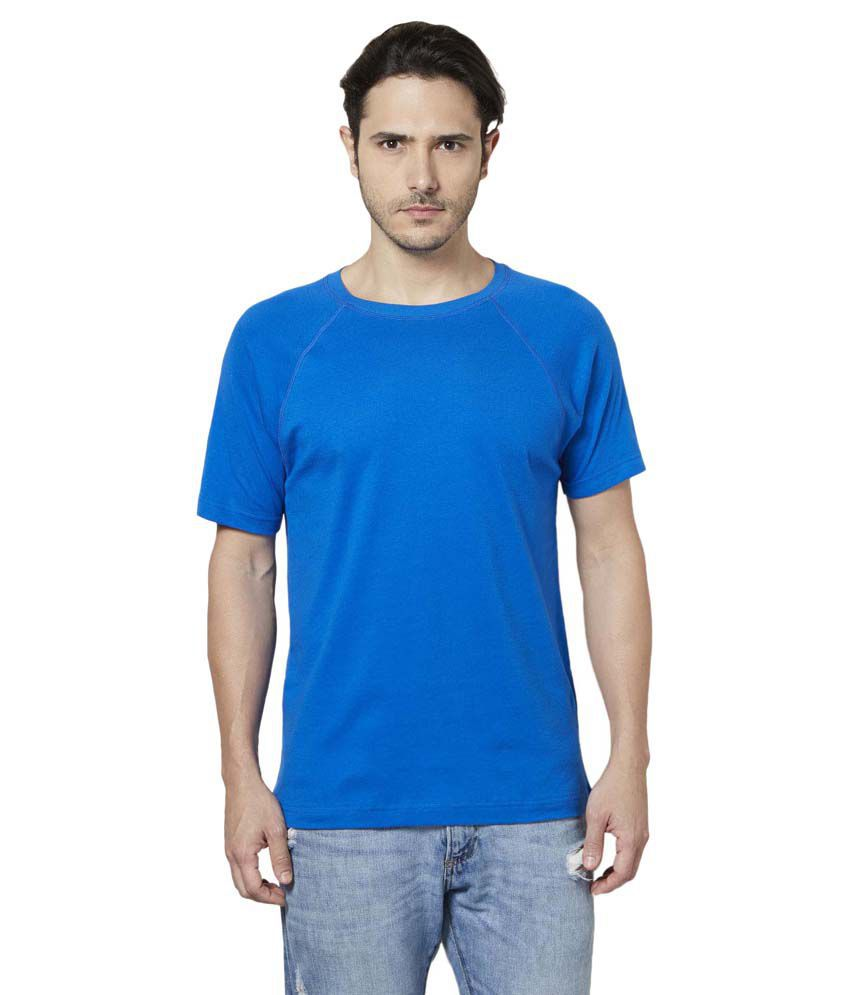 Tuna London Blue Round T-Shirt Pack of 1