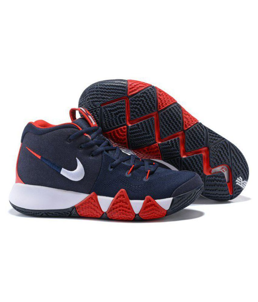 e0c98e7483fb Nike Kyrie 4 For Sale Navy Navy Basketball Shoes - Buy Nike Kyrie 4 ...