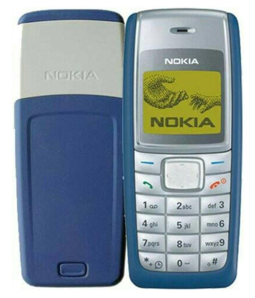 6e979d414 Nokia Blue Nokia 1110i 35 MB Mobile Phones Online at Low Prices ...