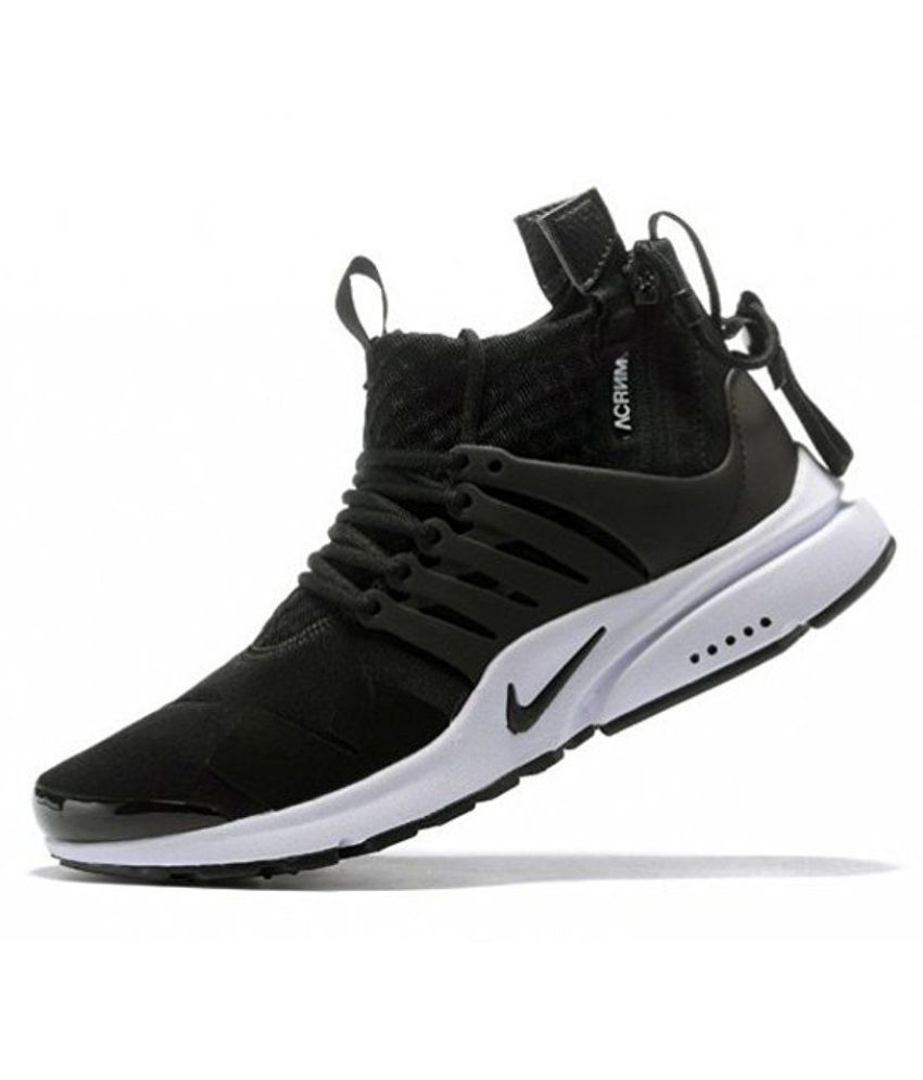 1af77a5e6b2a Nike AIr presto Acronym Black Running Shoes - Buy Nike AIr presto Acronym Black  Running Shoes Online at Best Prices in India on Snapdeal