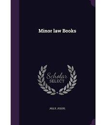 Minor law Books