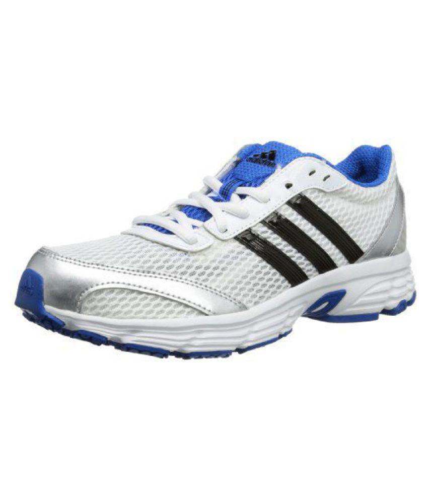 728185aeef9d Adidas Q22394 White Running Shoes - Buy Adidas Q22394 White Running Shoes  Online at Best Prices in India on Snapdeal