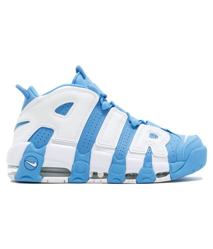 c2e936fc4a65f Nike Air More Uptempo University Multi Color Basketball Shoes - Buy ...