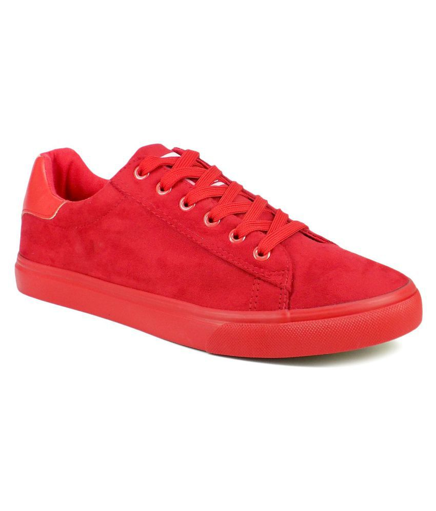 Ripley Oscar Sneakers Red Casual Shoes