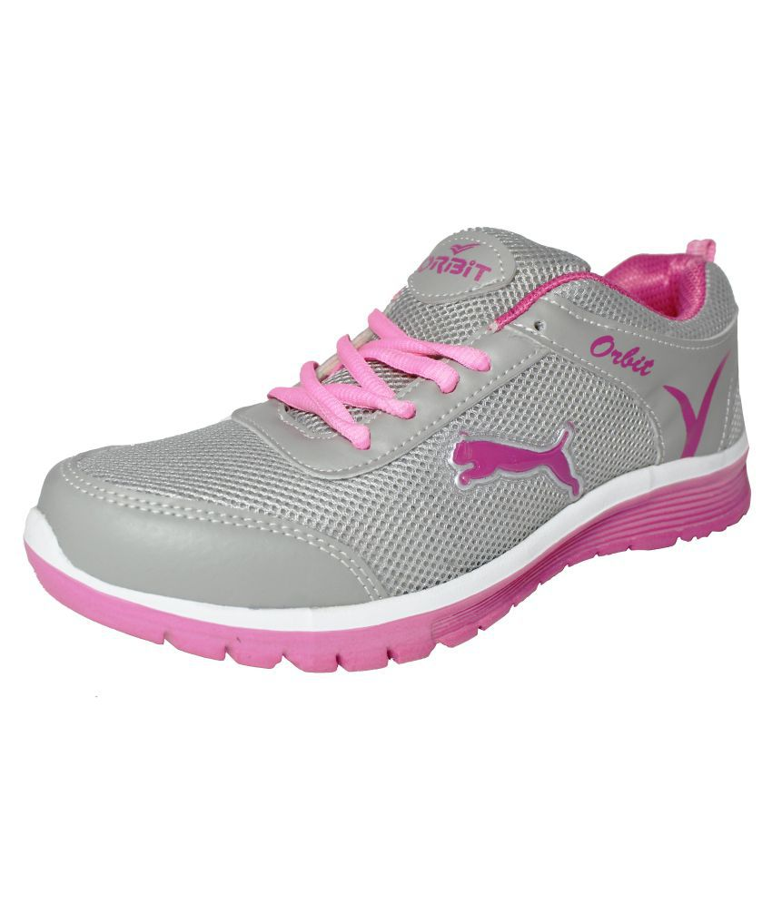 Orbit Gray Running Shoes discount extremely LfmIJ