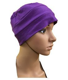 Quick View. PURPLE COTTON CAPS CHEMO BEANIES CANCER CAPS WOMEN SUMMER CHEMO  CAPS SLEEP TURBAN FOR WOMEN UNDERSCARF CAPS UNDER HIJABS WOMENS PREGNANCY  CAPS 98eb888dae79