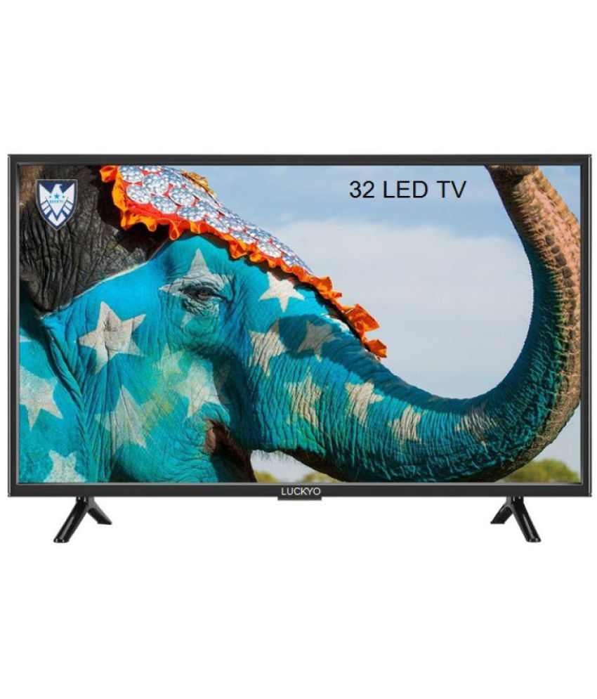LUCKYO LET HR 327 81.28 cm ( 32 ) HD Ready (HDR) LED Television