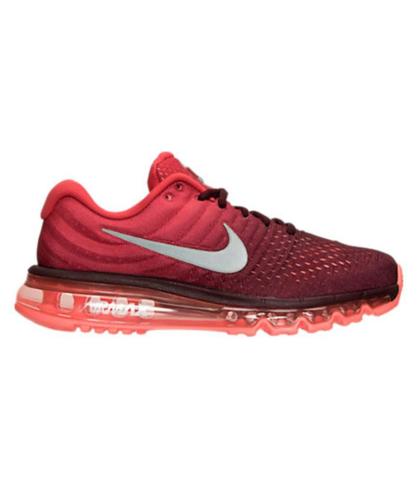 Nike Airmax 2017 Lifestyle Orange Casual Shoes - Buy Nike Airmax 2017  Lifestyle Orange Casual Shoes Online at Best Prices in India on Snapdeal 4bdcc6174b13