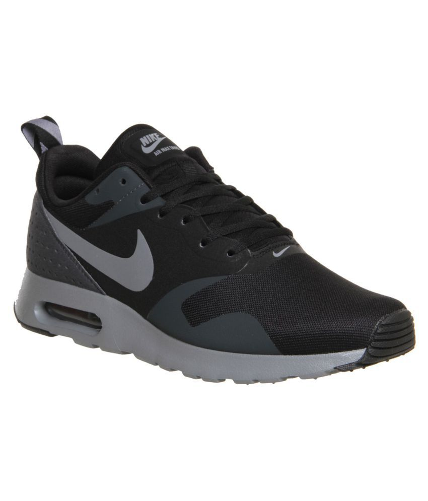 Neu Nike Airmax Tavas Black Running Shoes Buy Nike Airmax
