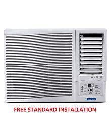 Blue Star 1 Ton 2 Star 2WAE121YDF/2WAE121YCF Window Air Conditioner(2018 BEE Rating) Free Standard Installation
