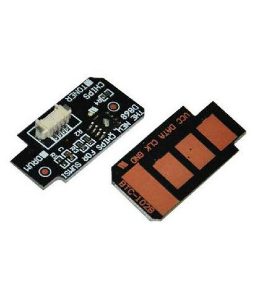 CCS K 2200 Black Toner Cartridge Chip Single