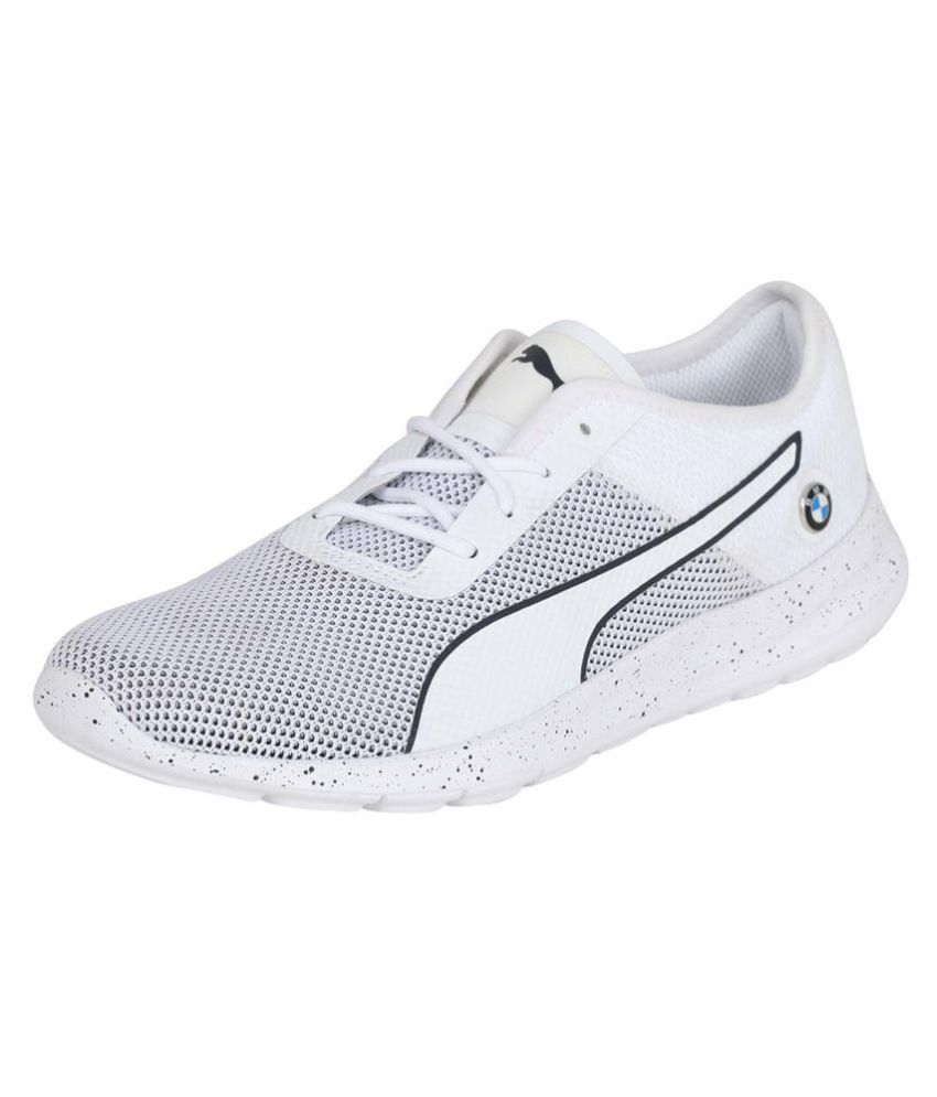 Puma BMW MS Runner White Running Shoes - Buy Puma BMW MS Runner White  Running Shoes Online at Best Prices in India on Snapdeal a50818528