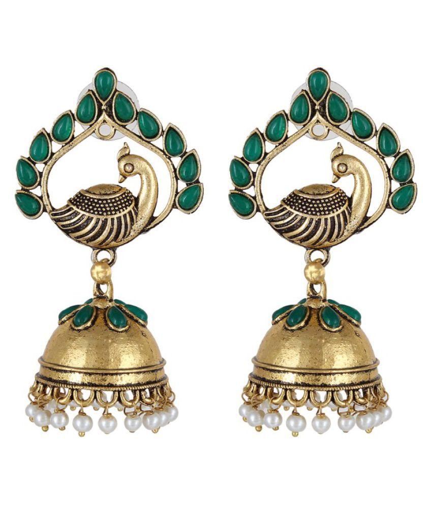 Mali Fionna Fancy Designer Earring  For Girl's / Women's