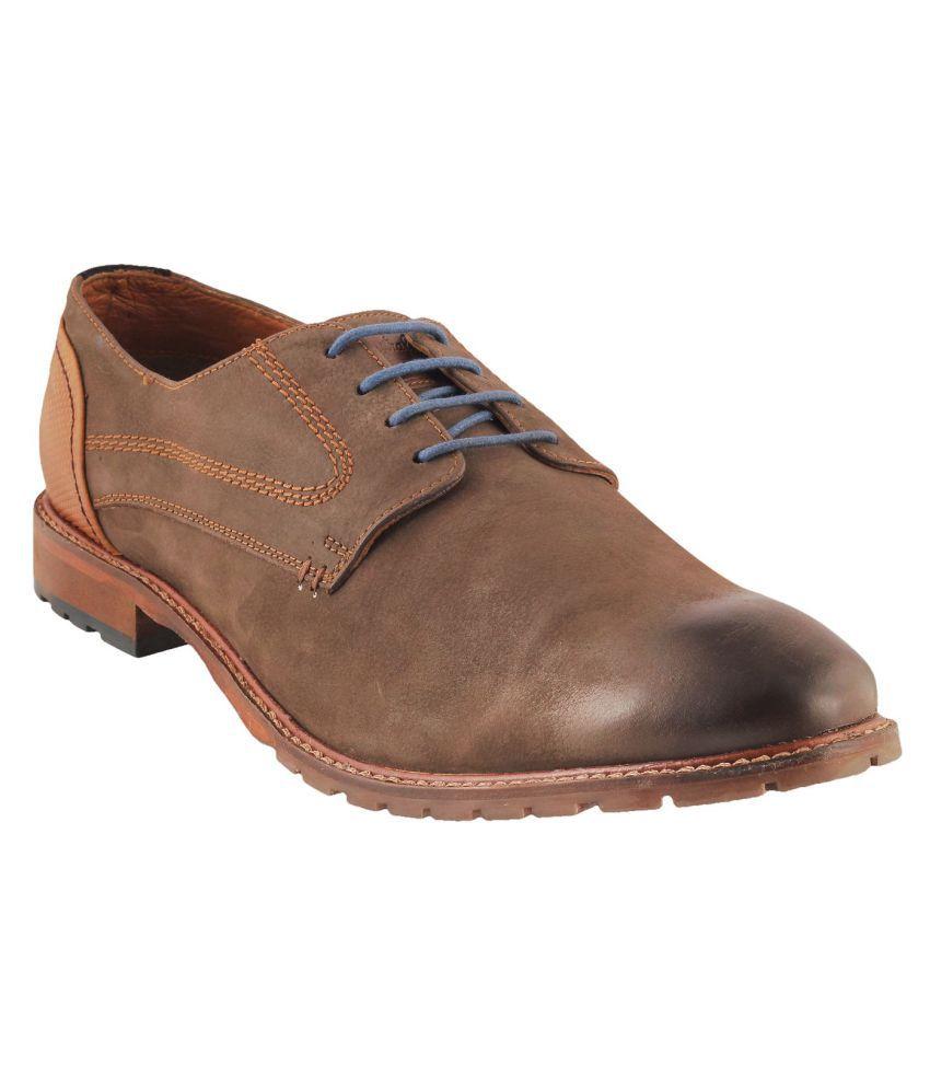 Australian Brown Formal Shoes