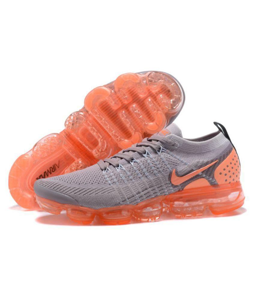 c747ea54245 Nike AIR ZOOM PEGASUS 33 Orange Running Shoes - Buy Nike AIR ZOOM ...