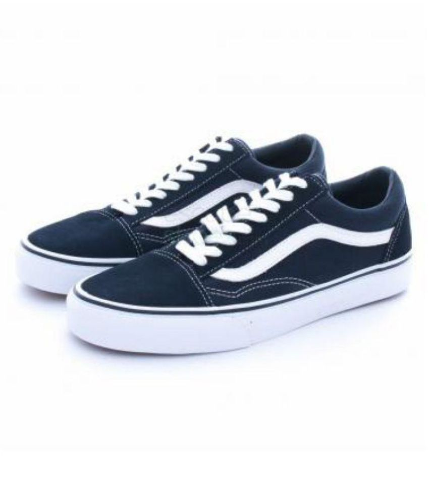 6ad4d5a114 VANS OLD SKOOL FASHION Sneakers Navy Casual Shoes - Buy VANS OLD SKOOL  FASHION Sneakers Navy Casual Shoes Online at Best Prices in India on  Snapdeal
