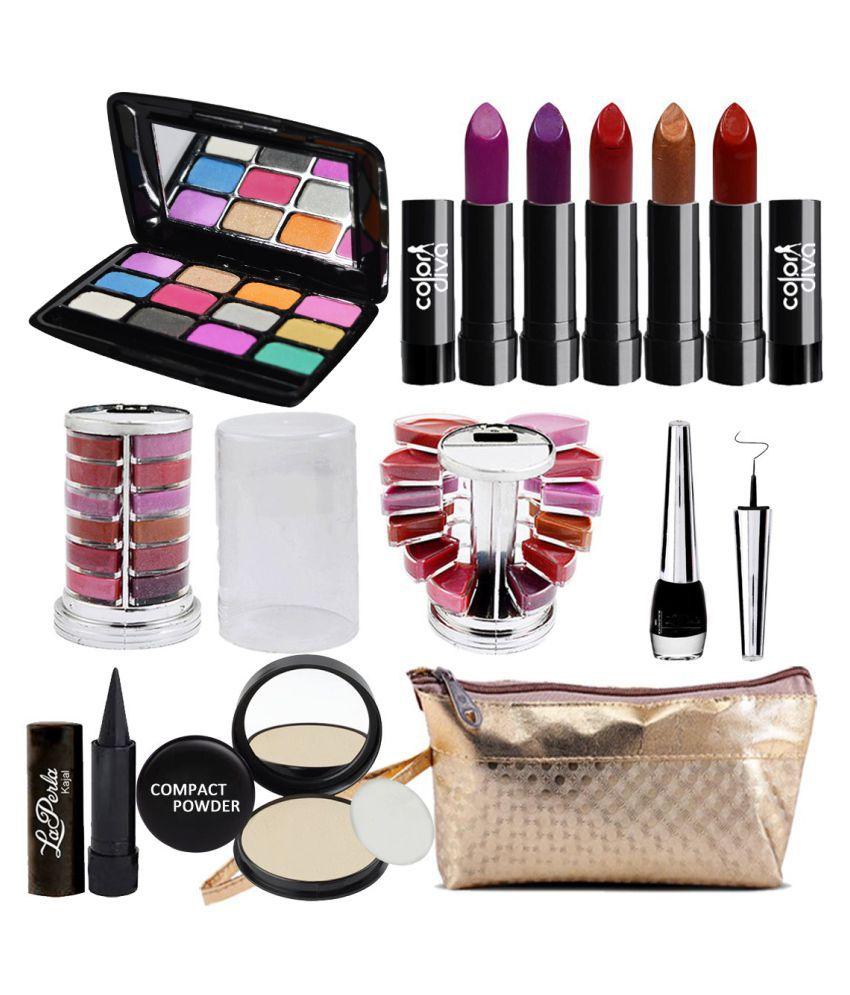 Adbeni Combo Pack Of 20 Makeup Kit: Buy Adbeni Combo Pack ...