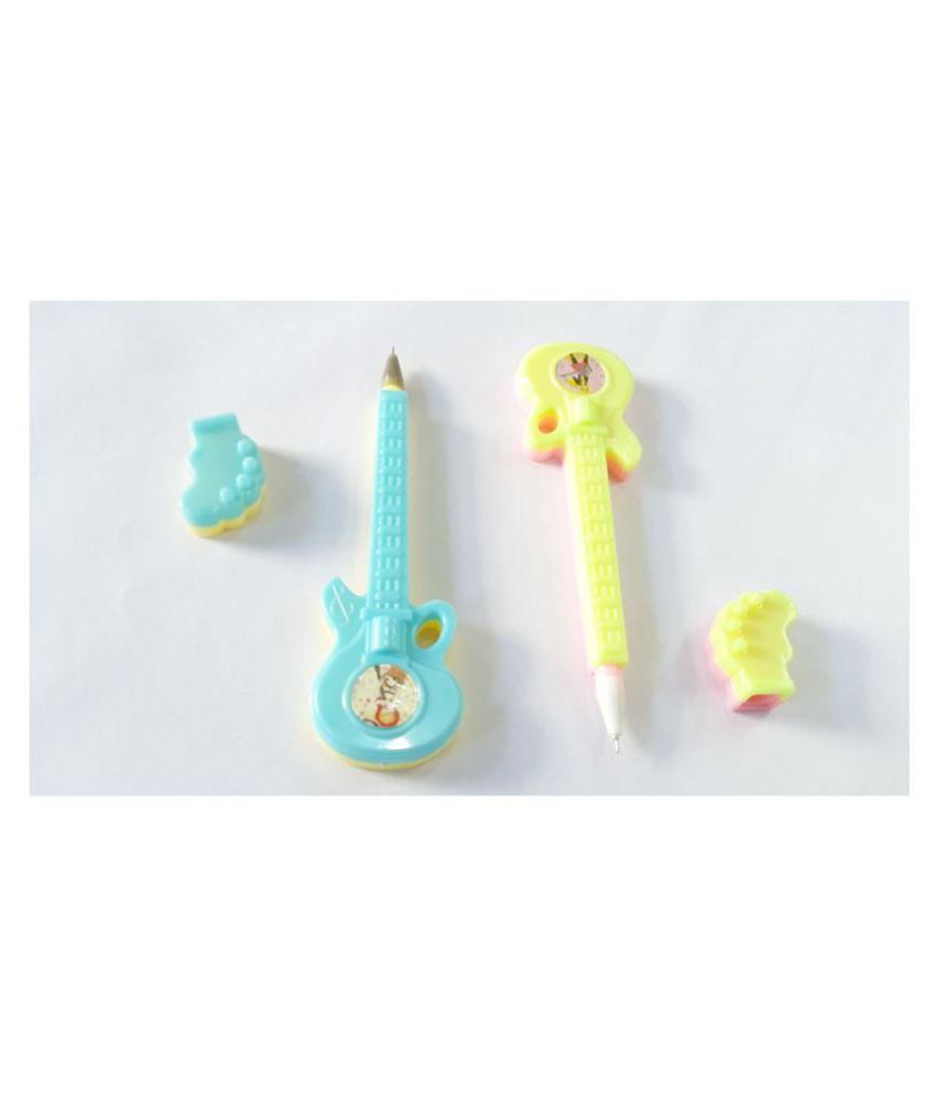 fancy office supplies. Fancy Pen Guitar Kids Girls Boys School Stationary Office Supplies (set Of D