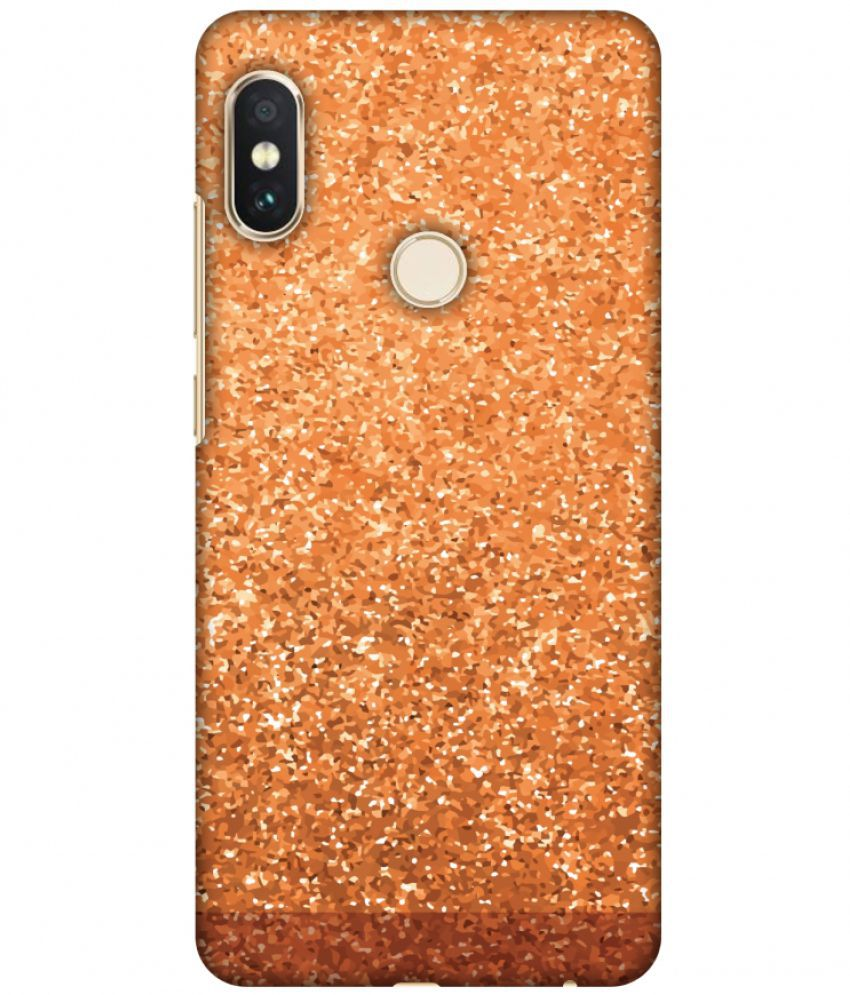 Xiaomi Redmi Note 5 Pro Printed Cover By AMZER