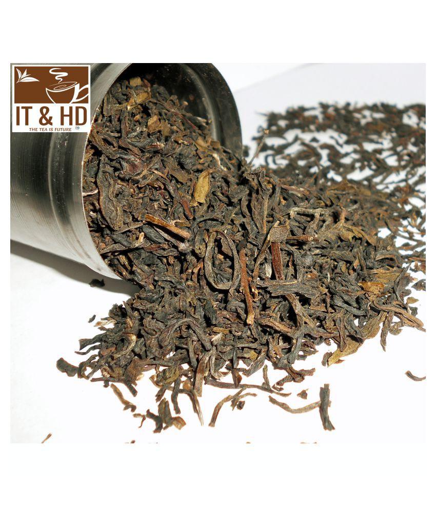 IT & HD Sun Roasted North Indian Green Tea Loose Leaf 100 gm