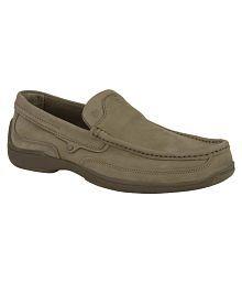 Woodland GC 1864115 KHAKI Outdoor Khaki Casual Shoes