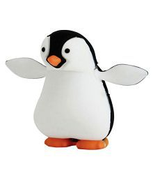Microware Penguin Shape 16GB USB 2.0 Fancy Pendrive Pack of 1