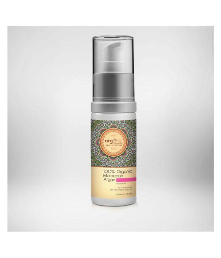 Aryanveda Herbals 9 Organic Hair Serum 9 ml