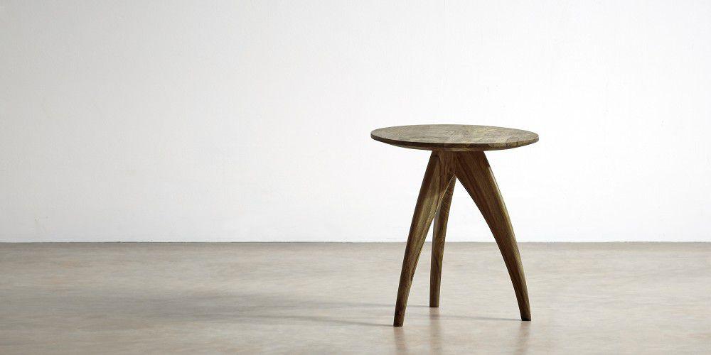 Winger Antique Side Table