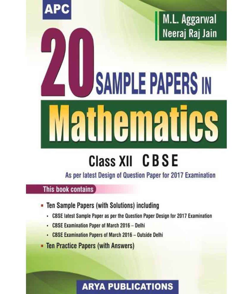 20 Sample Papers in Business Studies Class XII (English, peparback, Alka  Dhawan)