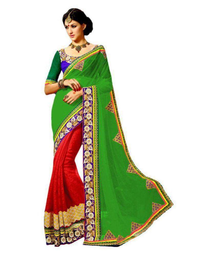 Cotton Silk Sarees Multicoloured Cotton Saree