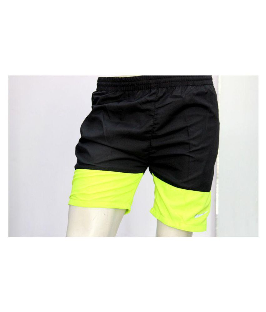 Nike Black Dri Fit Running Short
