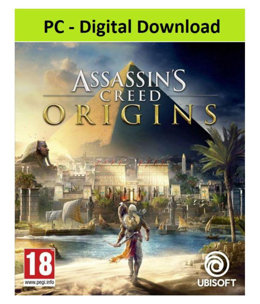 Assassin's Creed Origins Account Savekeys ( PC Game )