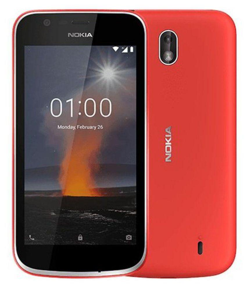 Nokia Red Nokia 1 8GB