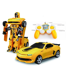 Kashish Toys Fantastic Transformers Remote Control Kids Car.