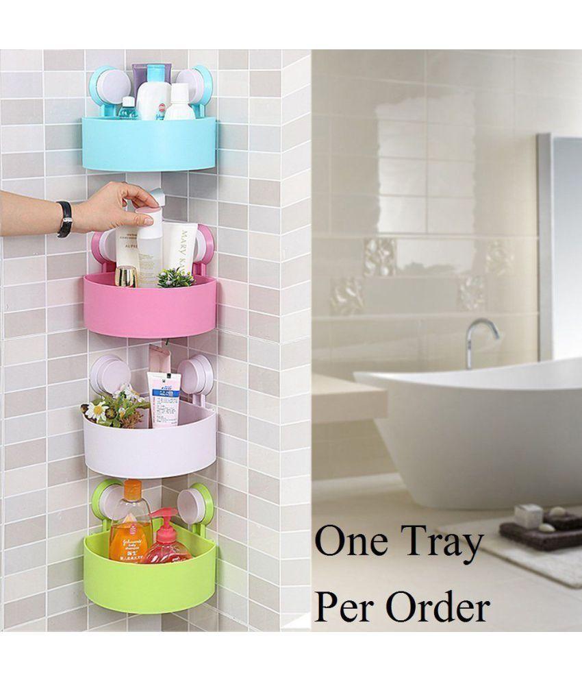chinustyle sd37j plastic corner shelf
