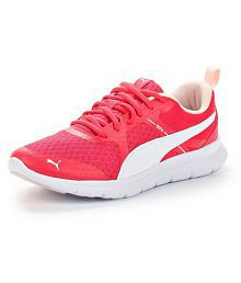 Puma Pink Running Shoes