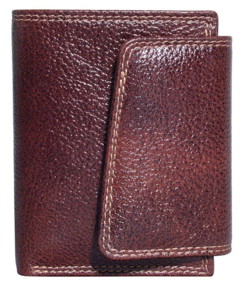 Leatherstile Brown Wallet