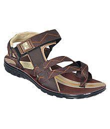 Bata Style Brown Sandals