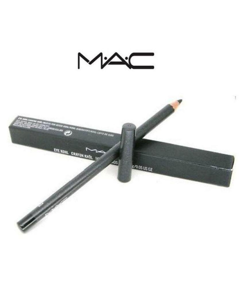 Mac Eye Kohl Crayon Khol Kajal Pencil Black 1 36 gm